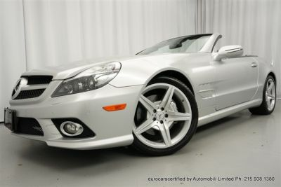By automobili limited 2009 for 2009 mercedes benz sl550 silver arrow for sale