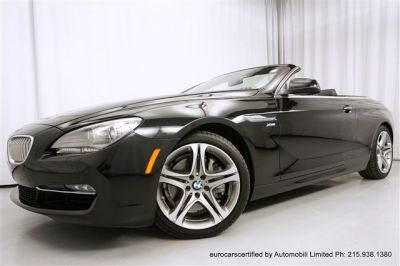 eurocarscertified.com by Automobili Limited :: 2012 BMW 6 Series ...
