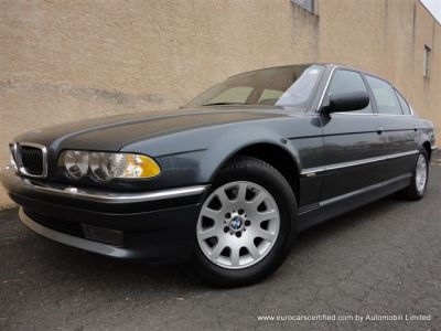 eurocarscertified.com by Automobili Limited :: 2001 BMW 7 Series ...