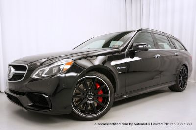 By automobili limited 2014 for Mercedes benz e63s