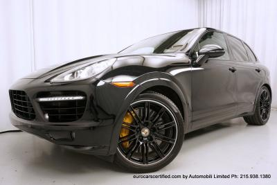 Eurocarscertified Com By Automobili Limited 2013 Porsche Cayenne Turbo Certified European Cars For Sale Certified Bmw Mercedes Land Rover Audi Posche