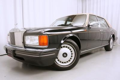 by automobili limited 1996 rolls royce silver spur lwb certified. Black Bedroom Furniture Sets. Home Design Ideas