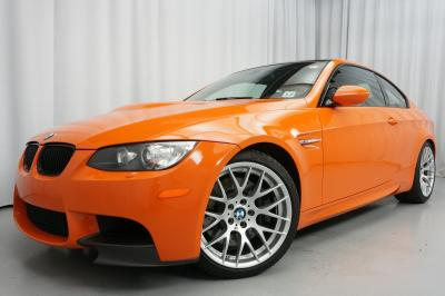 2013 BMW M3 Lime Rock Edition