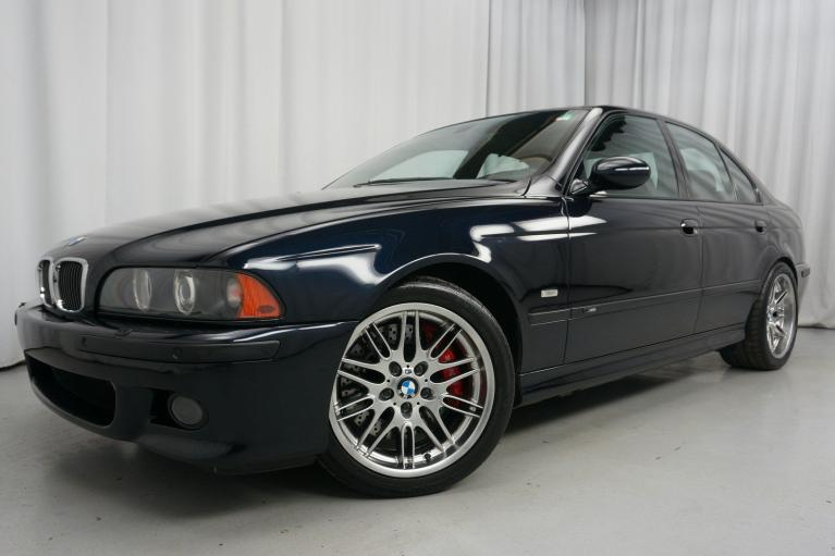 eurocarscertified.com by Automobili Limited :: 2001 BMW M5 M5 ...