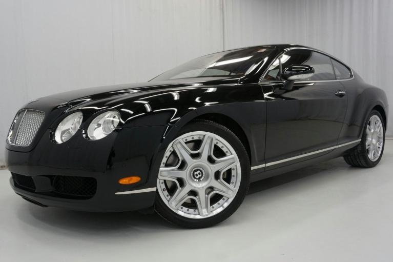 2006 Bentley Continental GT Mulliner Specification
