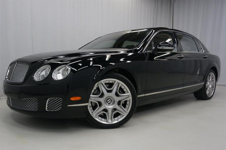 2012 Bentley Continental Flying Spur Mulliner Specification