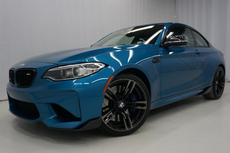 2017 BMW M2 M Performance Package