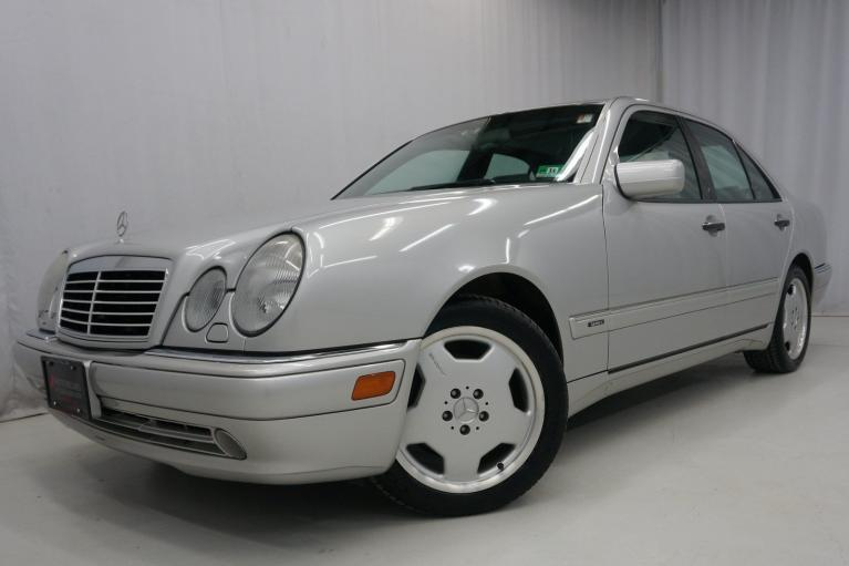 1997 Mercedes-Benz E420 Sport Package