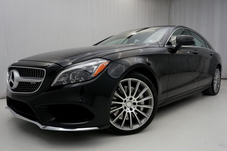 2015 Mercedes-Benz CLS550 4MATIC