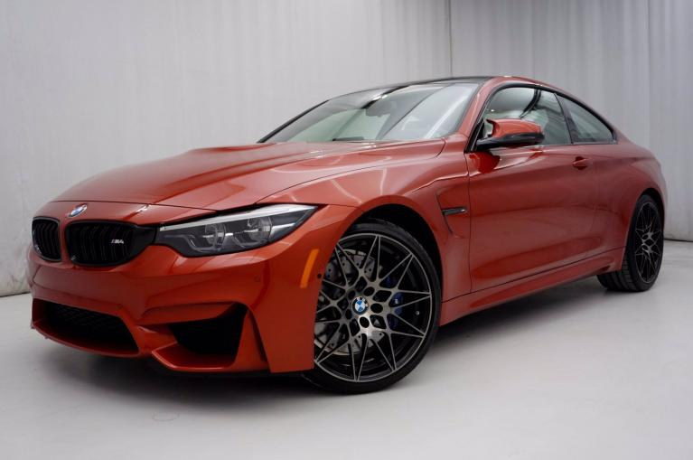 2019 BMW M4  Competition Package