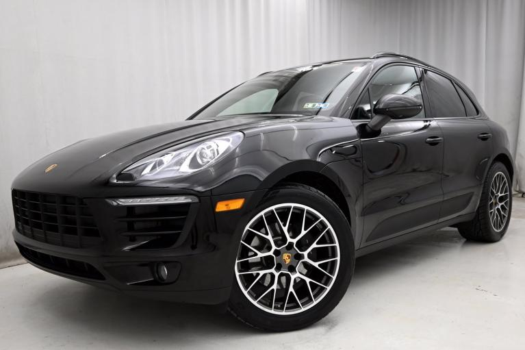 2018 Porsche Macan Sport Edition Certified Pre-Owned