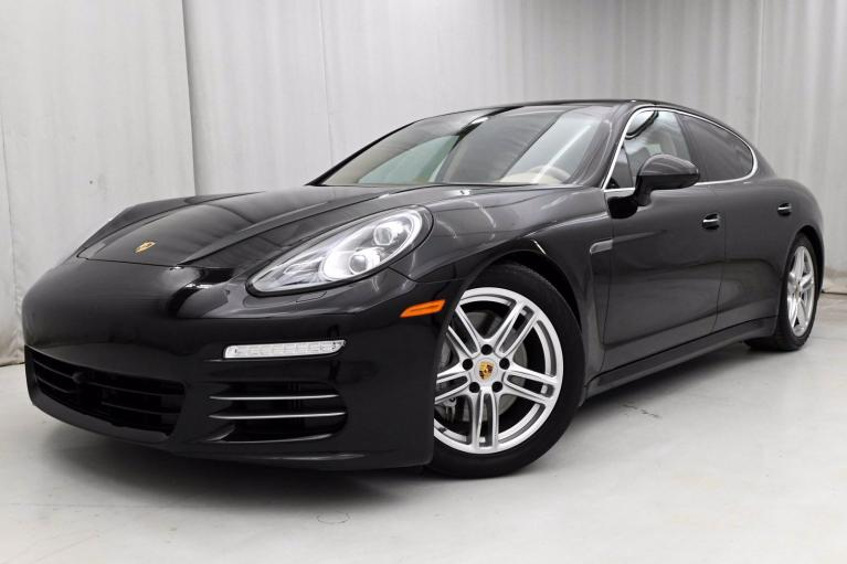Used 2016 Porsche Panamera 4S for sale $49,950 at eurocarscertified.com by Automobili Limited in King of Prussia PA'