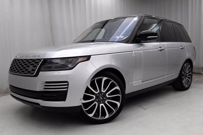 Used 2018 Land Rover Range Rover HSE for sale $77,950 at eurocarscertified.com by Automobili Limited in King of Prussia PA'