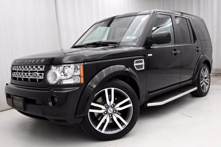 Used 2012 Land Rover LR4 LUX for sale $39,950 at eurocarscertified.com by Automobili Limited in King of Prussia PA'