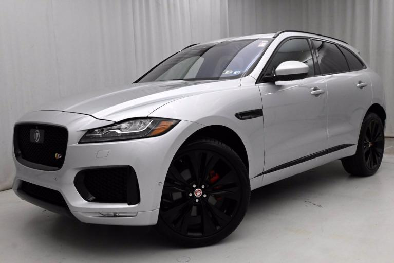 Used 2019 Jaguar F-PACE S for sale $59,950 at eurocarscertified.com by Automobili Limited in King of Prussia PA'