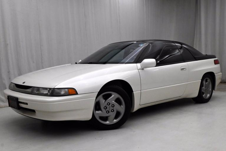 Used 1992 Subaru SVX Sport LS-L for sale $29,950 at eurocarscertified.com by Automobili Limited in King of Prussia PA'
