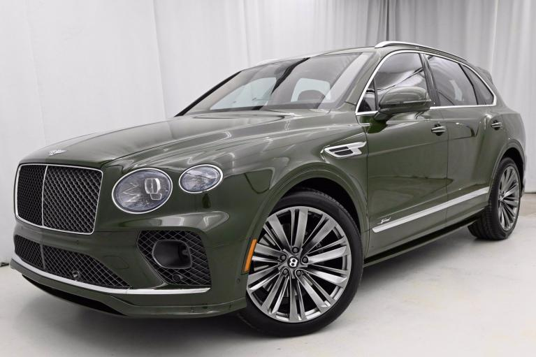 Used 2021 Bentley Bentayga Speed for sale $299,950 at eurocarscertified.com by Automobili Limited in King of Prussia PA'