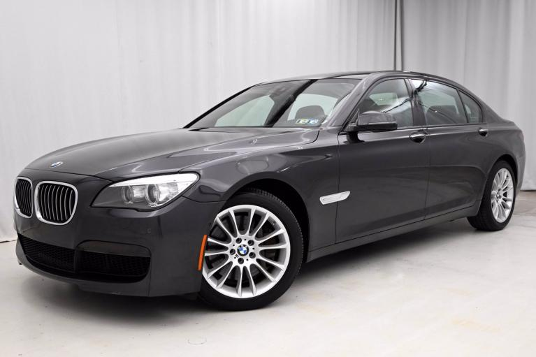 Used 2014 BMW 7 Series 750Li xDrive for sale $32,950 at eurocarscertified.com by Automobili Limited in King of Prussia PA'